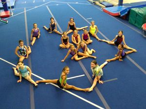 Gymnastics Classes Age 5-16